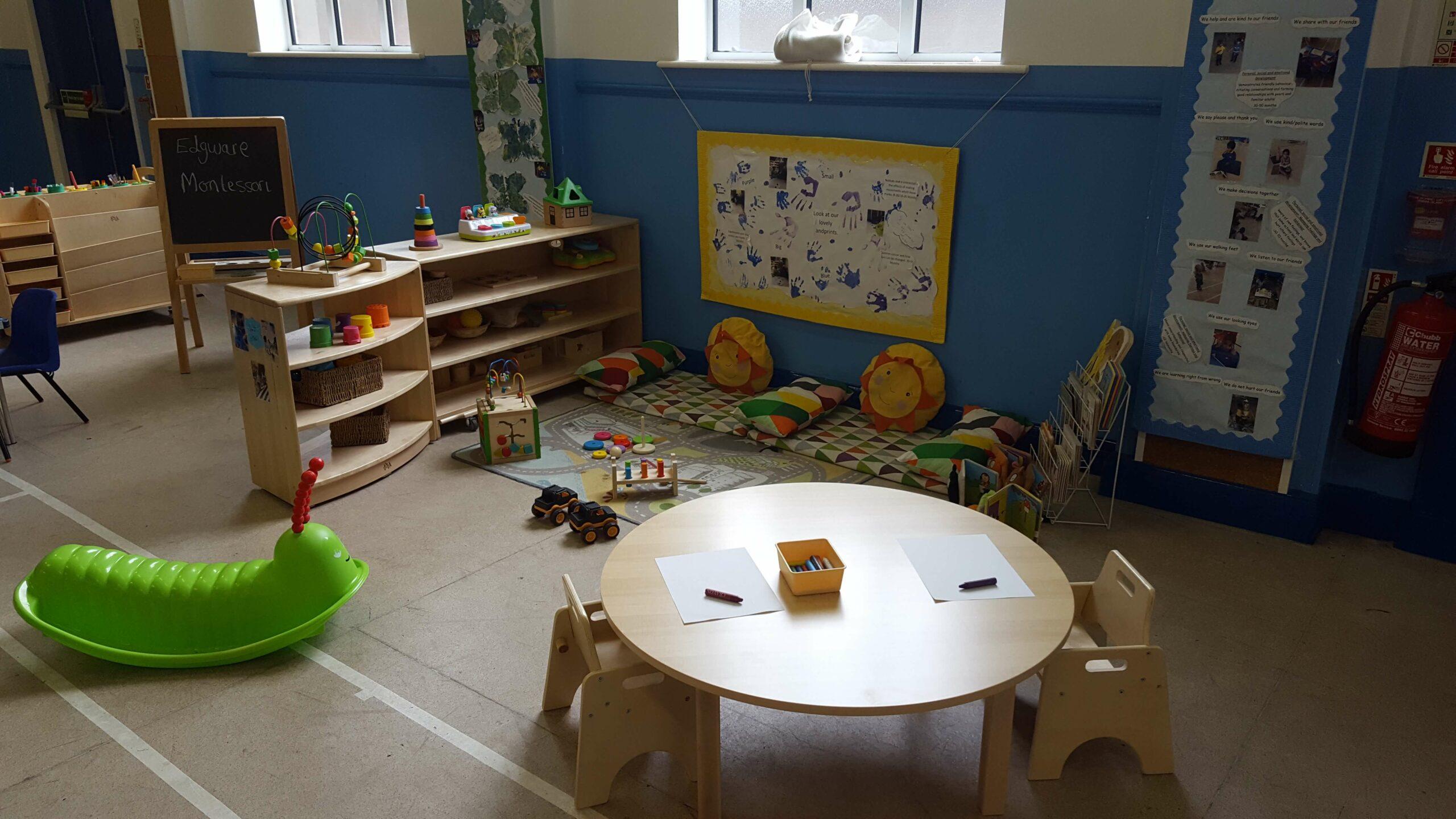 Edgware Montessori